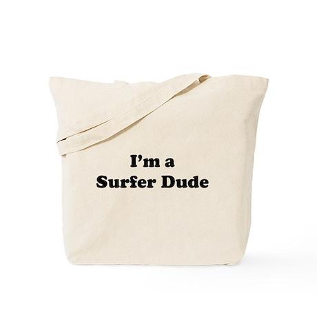 Surfer: Tote Bag