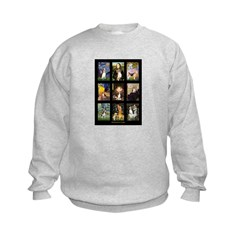 FamousArtBeagle Comp Sweatshirt