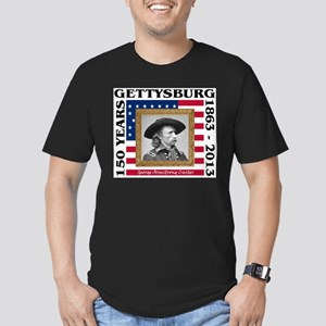 George Armstrong Custer - Gettysburg Men's Fitted
