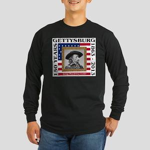George Armstrong Custer - Gettysburg Long Sleeve D