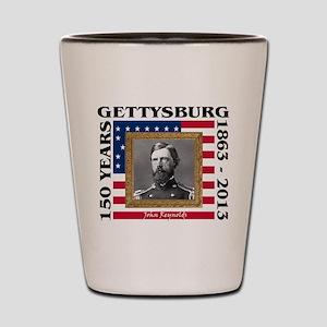 John Reynolds - Gettysburg Shot Glass