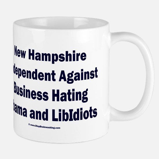 New Hampshire Independent Mug