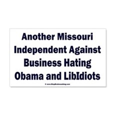 Missouri Independent Wall Decal