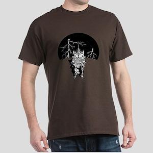 Electrical Storm Chair Dark T-Shirt