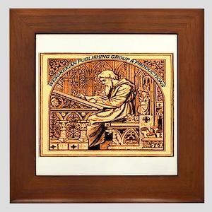 Company LOGO Framed Tile