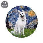 Starry-White German Shepherd 3.5