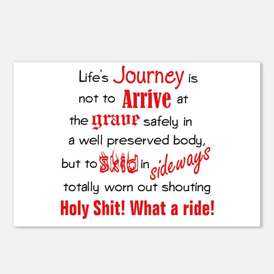 Lifes Journey Postcards (Package of 8)