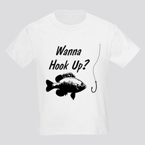 Wanna Hook Up? Kids T-Shirt