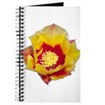 Prickly Pear Flower Journal