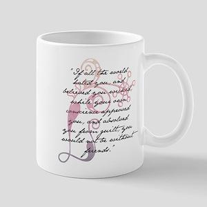 Jane Eyre Quote Mug