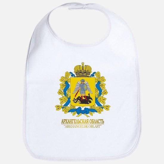 Arkhangelsk Oblast COA Bib