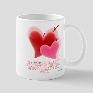Hearts - Made My Life Better Mug