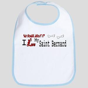 Saint Bernard Gifts Bib