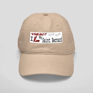 Saint Bernard Gifts Cap