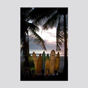 Surf Costa Rica Mini Poster Print