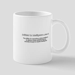 artificial un intelligence Mug