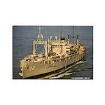 USS KLONDIKE Rectangle Magnet