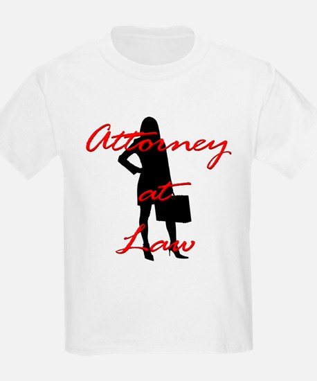 Attorney at Law T-Shirt