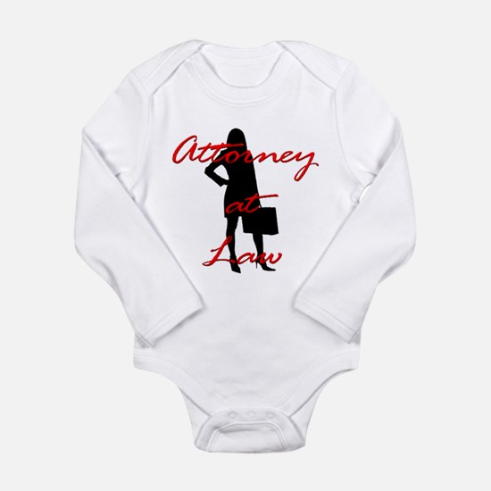 Attorney at Law Long Sleeve Infant Bodysuit