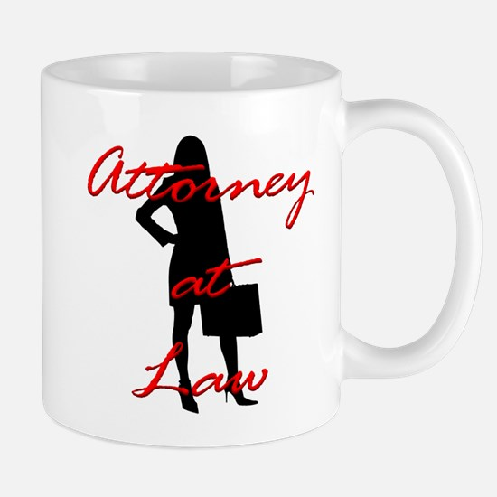Attorney at Law Mug