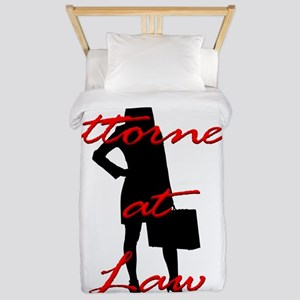 Attorney at Law Twin Duvet