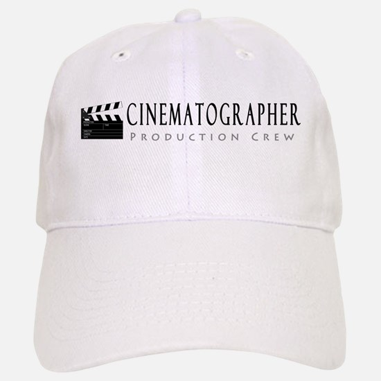 Cinematographer Baseball Baseball Cap