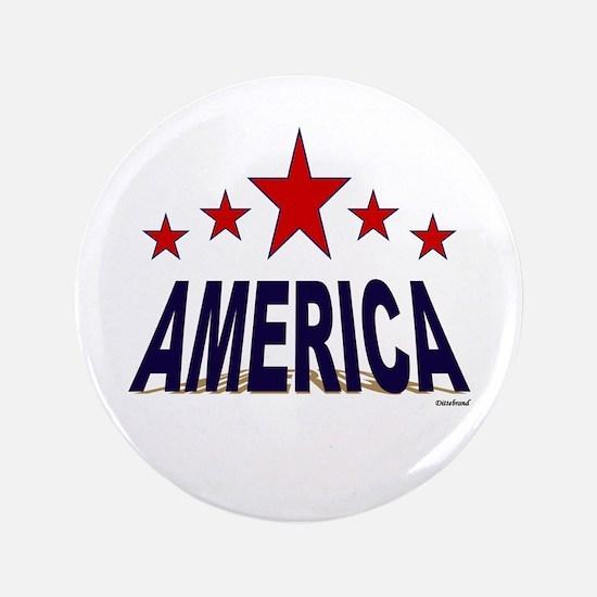 """America 3.5"""" Button"""
