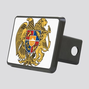 Armenia Coat Of Arms Rectangular Hitch Cover