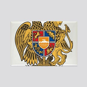 Armenia Coat Of Arms Rectangle Magnet