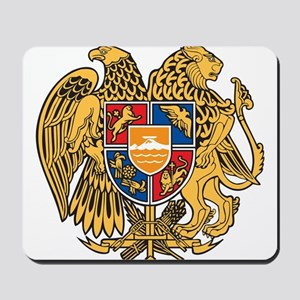 Armenia Coat Of Arms Mousepad