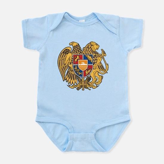 Armenia Coat Of Arms Infant Bodysuit