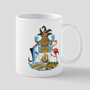Bahamas Coat Of Arms Mug