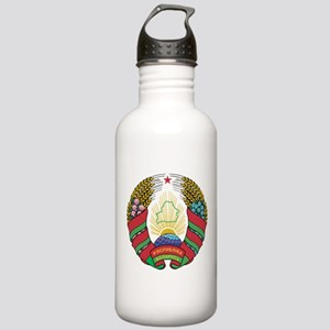 Belarus Coat Of Arms Stainless Water Bottle 1.0L