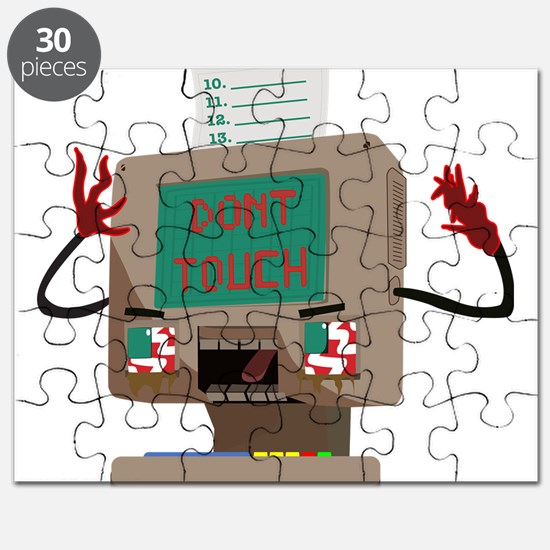 Don't Touch Puzzle