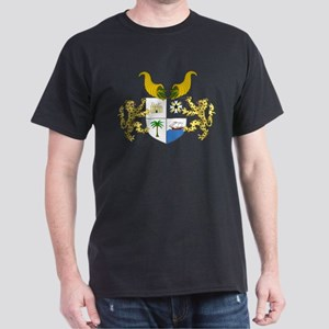 Benin Coat Of Arms Dark T-Shirt