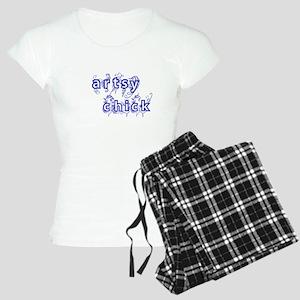 Artsy Chick Women's Light Pajamas