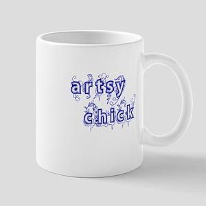 Artsy Chick Mug