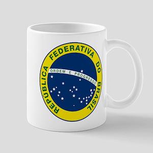 Brazil Coat Of Arms Mug