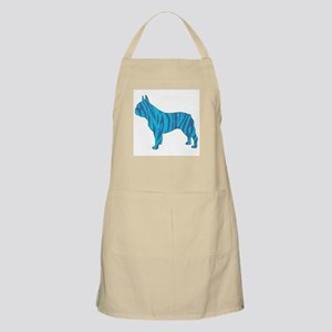 Blue Tiger Frenchie BBQ Apron