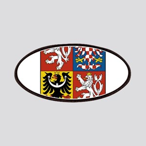 Czech Republic Coat Of Arms Patches