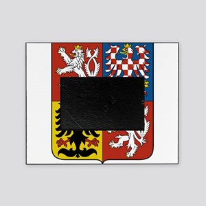Czech Republic Coat Of Arms Picture Frame