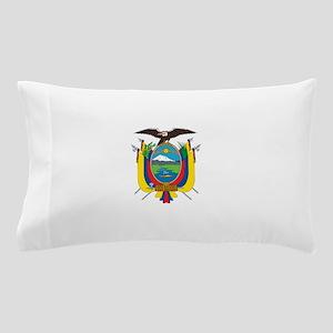Ecuador Coat Of Arms Pillow Case