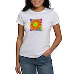 Cosmic flower Women's T-Shirt