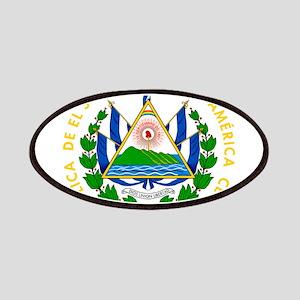 El Salvador Coat Of Arms Patches
