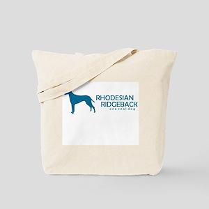 """Ridgeback """"One Cool Dog"""" Tote Bag"""