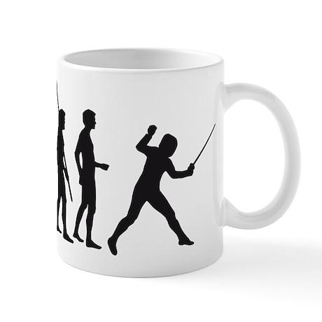 Evolution Fechter A Mug