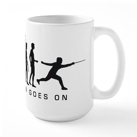 Evolution Fechter D.png Large Mug