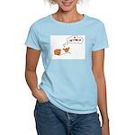 Animated Cavy Women's Light T-Shirt