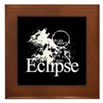 Eclipse 2017 Framed Tile