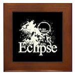 Eclipse 2017 Framed Tile